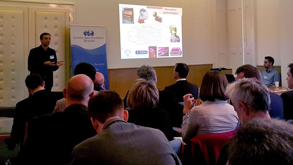 Dr. Mezei Péter, AI Konferencia/Conference