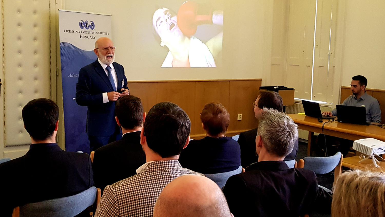 Mr. Manuel Descantes, AI Konferencia/Conference